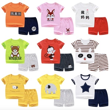 Bulk Wholesale Elegant Fashion Children Boutique Baby Clothing Sets Boys and Girls Clothing Sets