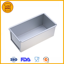 folded Al.Alloy Anodized Cake mould Loaf Pan