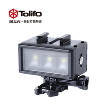 new products 2016 led diving video light for gopro