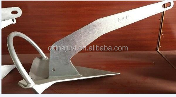 Boat yacht mooring stainless steel anchor for Mantus Anchor