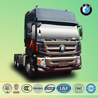 sinotruk cdw 4*2 drive prime mover road tractor on sale