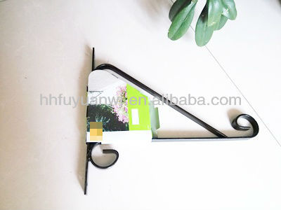 ornamental garden hanging basket bracket