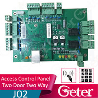 Door Access Control System For High
