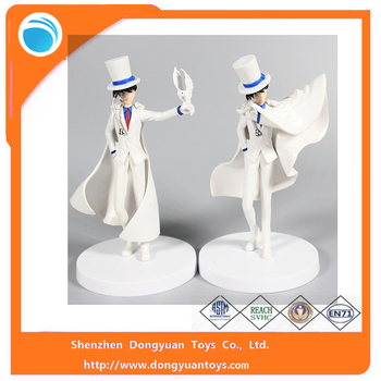 Custom Anime Toy PVC Detective Conan Model Action Figure