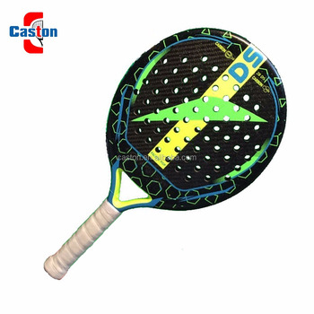 OEM/ODM factory price carbon packleball paddle tennies racket