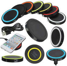 fast qi wireless charger for mobile phone