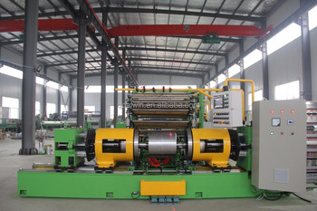 BTU TBM/ Bladder turn up tire building machine