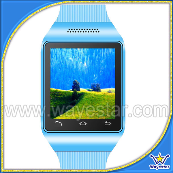 "Wayestar 1.54"" gsm watch phone without camera & watch phone user manual"