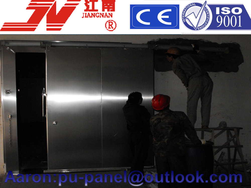 With CE certification blast freezer cool room for sale