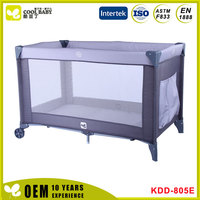 Baby stroller bed with Baby Playpen