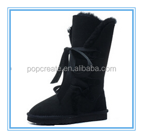 2015 the 5818 lace-up style snow boots