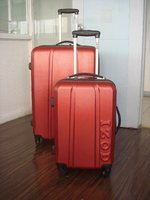 abs / polycarbonate luggage cases