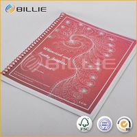 China professional spiral divider book