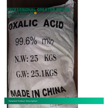 FCL Oxalic acid 99.6% white bags