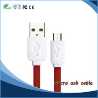 Original colorful usb cable data cable wholesalefor apple iphone 4 usb otg cable