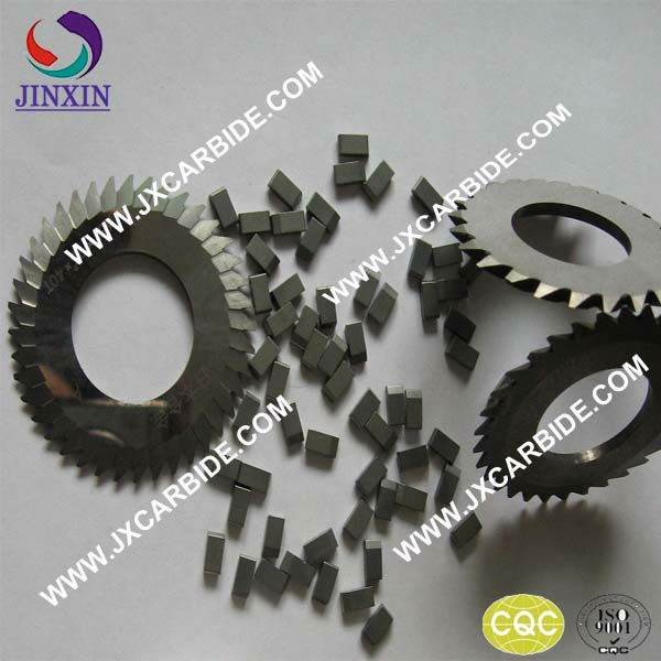 Tungsten Carbide Sawtooth for Circular Blade