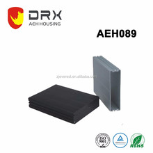 aluminum extrusion housing 6063 AL profile enclosure