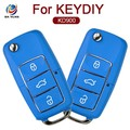 AK043003 B01 LUXURY blue KD900 URG 200 Remote Keys