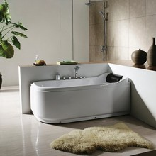 big size freestanding stainless steel stand bathroom bathtub