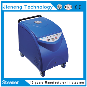 CE Plastic Steam Car Washer & Car Steam Wash