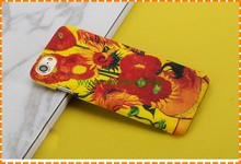 High quality oil pattern hard pc back cover case for iphone 7 7 plus