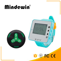 Mindewin Wireless Pager Restaurant Server Paging System