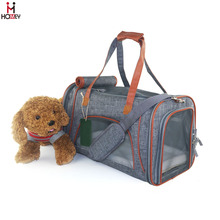 Air Travel Pet Carrier for Medium Dogs Airplane Cat Carrier Customized