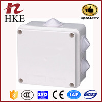 ABS Electrical Plastic Waterproof Junction Box and Enclosure IP65
