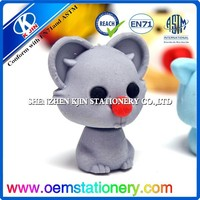 free sample mouse animal rubber eraser
