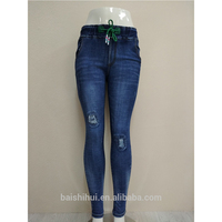 China manufacturer dress jeans young women for sale