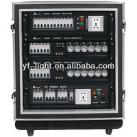 Wheeled Dimmer Rack/Dimmer pack/ Stage lighting Controller manufacturer