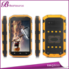 mini rugged waterproof mobile phone shockproof outdoor cell phone with NFC walkie talkie