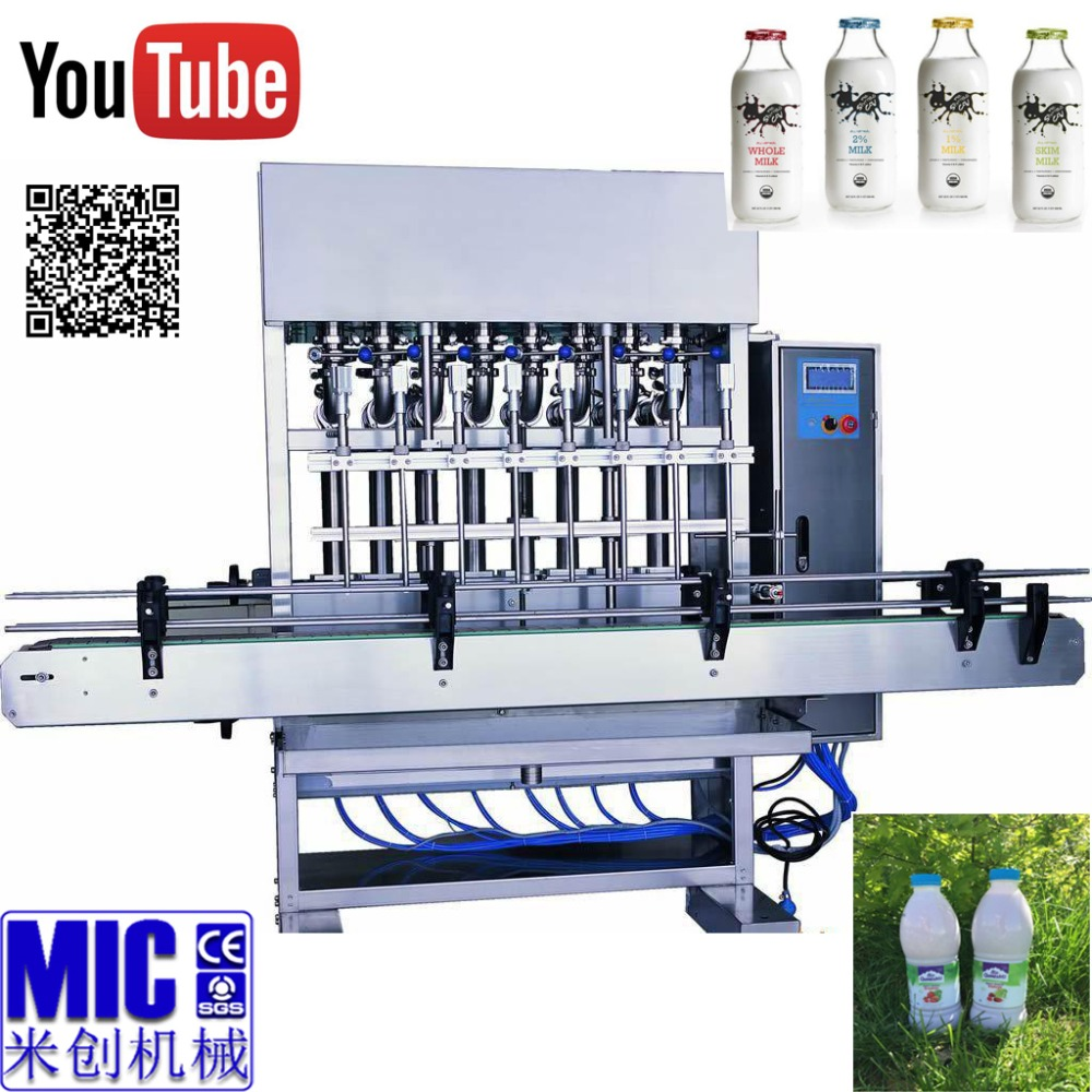 Milk filling capping machine/bottle milk Production <strong>Line</strong>(MIC-ZF6)