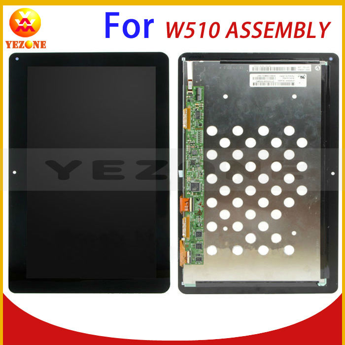 "Factory Price New Original 10.1"" LCD With Touch Screen Display Assembly For Acer Iconia W510 Viewing Screen Glass Panel Wholesal"