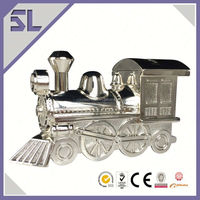 Locomotive Chistmas Gifts Money Safe Box