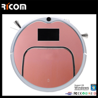 Ricom New Remote Auto vacuum cleaner robot For house and Floor Cleaning With Auto Charging-RC801-Shenzhen Ricom
