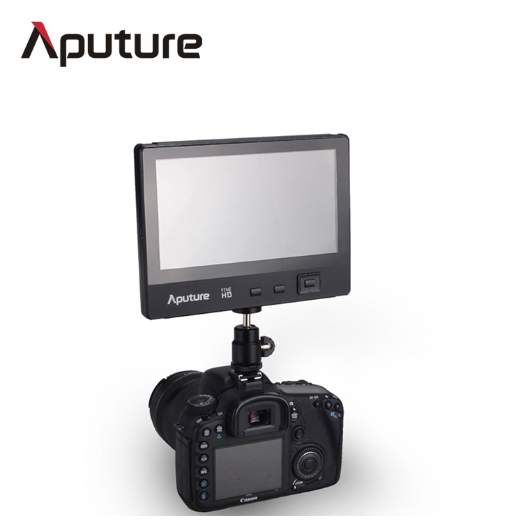 Aputure V-Screen VS-1 FineHD 7 inch IPS Screen dental camera monitor, LCD Video Field Monitor
