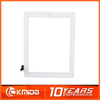 tablets spare parts for ipad 2 digitizer touch screen