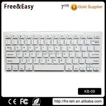 High quality wireless mini keyboard for tablet pc