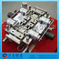 pvc collapsible pipe fitting mould