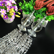 Handmade and Machine Double Curtain Tassel Tiebacks for Curtains Decoration,Curtain Accessory,China Tassel