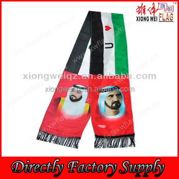 wholesale UAE election campaign fans scarf