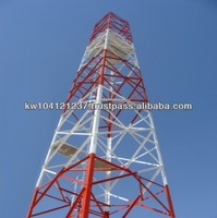 TL Engineering Self Supporting Telecom Tower for Sale