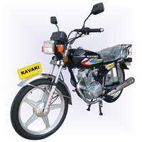 Classic Popular Model CG 125 Motorcycle Adult men motorcycle