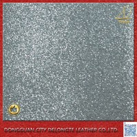 Pu Glitter Leather Raw Materials To