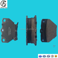WEIFANG ZF Top Quality CAR Auto Disc parts Brake Pad D823 04466-20090 for Car Brake Parts Toyota Corolla