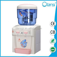 China health products/Portable personal plastic bottled water equipment china
