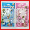 2014 Cheap promotional gifts for students stationery set gift for girls and boys