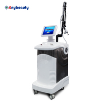Factory direct co2 RF fractional laser for skin lifting tighten beauty machine