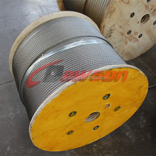 Dawson 26mm stainless steel wire rope hs code